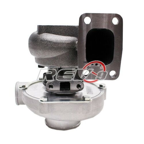 400hp T3 Flange // 4 bolt exhaust REV9 POWER TX-50E-57 Turbo Charger 63 a//r