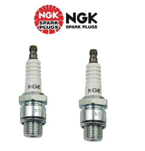 For Pair Set of 2 Spark Plugs NGK Standard Non-Resistor BUHW # 2622