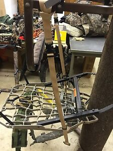 Tree Stand Stabilizer Straps Only Lone Wolf Summit Api Big