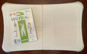 Nintendo Wii Bundle Balance Board With Wii Fit Game
