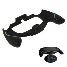 Blue Bracket Handgrip Handle Grip Case Cover for Playstation Vita PSVita PS Vita