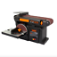 Wen Corded Electric 4x36 inch Belt Disc Sander Sandpaper Sanding Tool Machine
