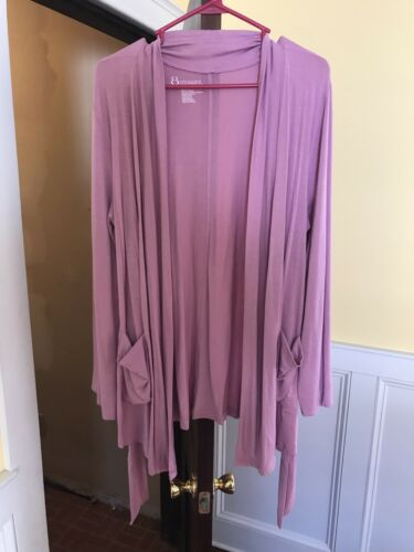 Cover 8 Up sacchetto Straight regalo Pajamagram con Mauve Wrap Hers Sm wExCtngqPd