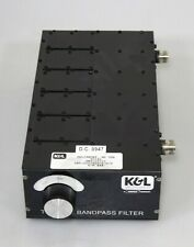 Bandpass Filter Kampl Microwave 5bt 250500 5 Nn