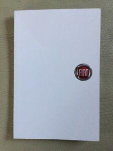 Fiat 500 Car Brochure - 2011 - US Market - Excellent Condition