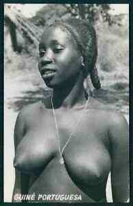 Beautiful Woman Guinea Guinea Bissau 21