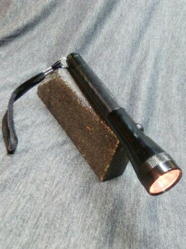 X2 Mini Maglite TYPE  aluminium body torch flash light AA  camping 2x torches
