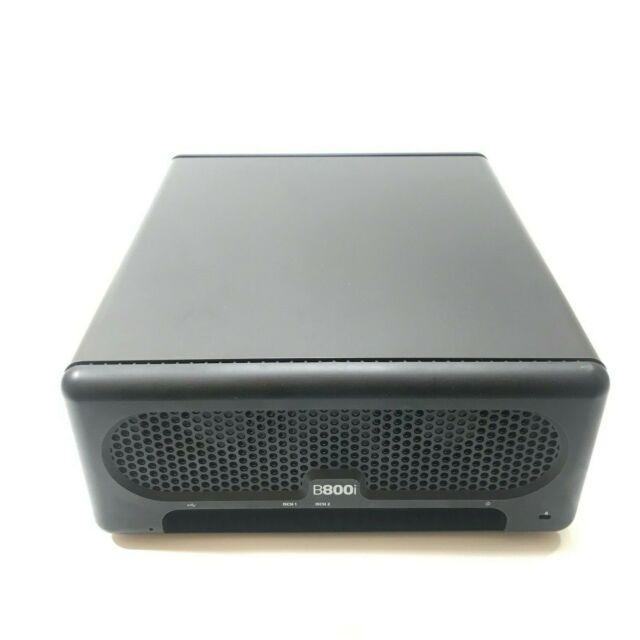 Drobo B800i 8-Bay iSCSI SAN Storage Enclosure 8x 500GB SATA Hard Drive