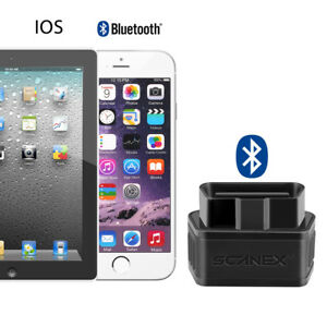 obd2 obdii bluetooth 4 0 auto diagnostic scanner code reader for ios iphone ipad ebay. Black Bedroom Furniture Sets. Home Design Ideas