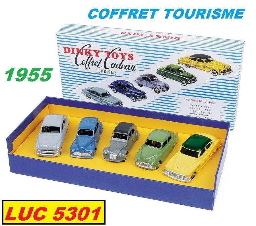 COFFRET EAU TOURISME 1955 HORS SÉRIE 2016  24 55 PAR  DINKY TOYS   ATLAS