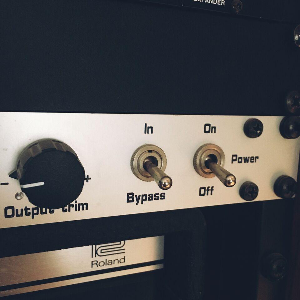 SSL style stereo 2 buss compressor, DIY