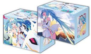 Anime Deck Box: Racing Hatsune Miku (Yugioh, TCG, CCG)