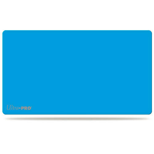 Artists Gallery Light Blue NEW * Gaming Accessories ULTRA PRO Play Mat