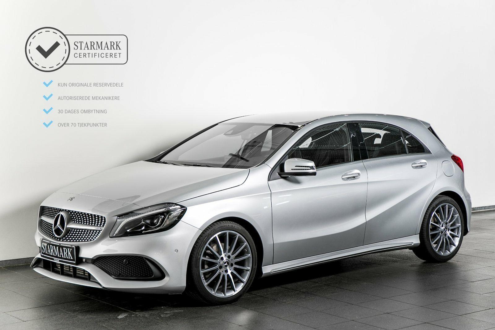 Mercedes A200 d 2,2 Edition aut. 5d - 309.900 kr.