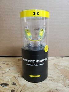 Under-Armour-Armourbite-Mouthpiece-Youth-Age-11-BRAND-NEW-UNOPENED