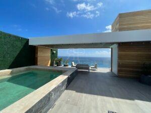 Exclusivo Departamento Penthouse en venta en Cancún en Emerald Residential.