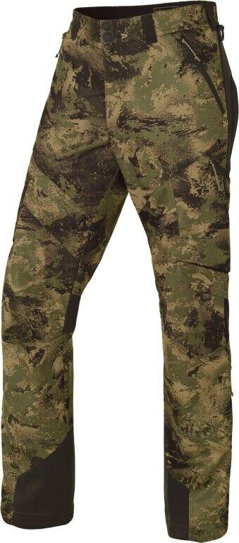 Nuevo Härkila Pantalón de Caza Stealth - Goretex + Cordura - Axis Msp Bosque