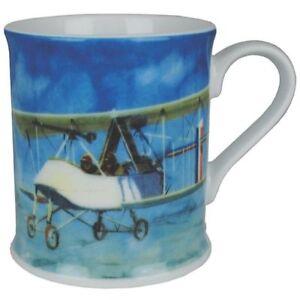 Half Moon Bay Ceramic WW1 Biplane Mug  MUGBW102 - Evesham, United Kingdom - Half Moon Bay Ceramic WW1 Biplane Mug  MUGBW102 - Evesham, United Kingdom