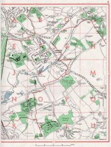LONDON COLNEY. St Albans Shenley Tyttenhanger Green Colney Heath ...