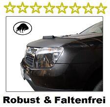 CARBON Car Bra Haubenbra Steinschlagschutz für Dacia Duster Tuning & Styling