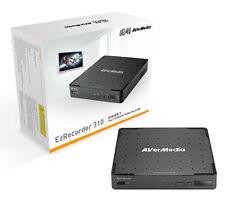 AVerMedia ER310 EzRecorder 310 1080P Capture HD Video for Home Entertainment