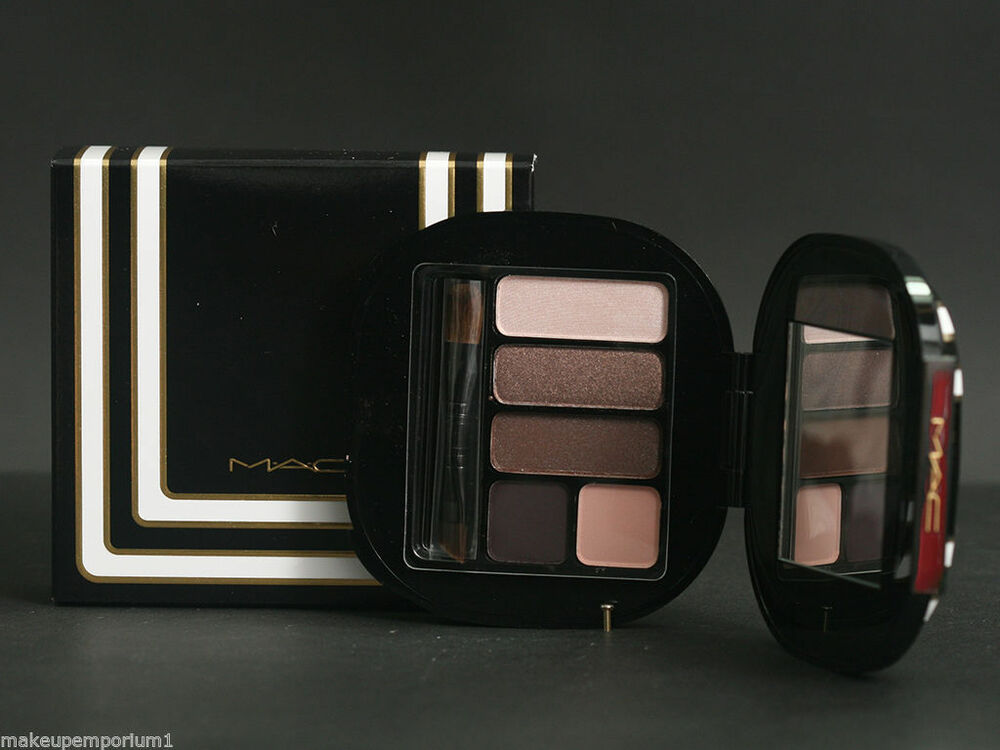 MAC STROKE OF MIDNIGHT EYES COOL - BNIB - HOLIDAY 2013 COLLECTION