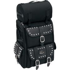 Saddlemen S3500S Drifter Deluxe Studded Sissy Bar Bag