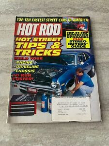 Hot-Rod-Magazine-February-1995-Hot-Street-Tips-amp-Tricks
