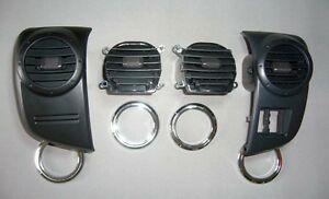 Air-Condition-Vent-Ventilator-Grille-for-07-11-Isuzu-Dmax-Chrome-Frame-Pickup-23
