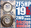 ZF5HP19 FL Clutch Kit FWD Module frottement plaque Fla 2WD Friction Modules 95 Up