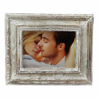 Shabby Chic Rustic Distressed Wooden Photo Frame Wedding Picture Table Decor