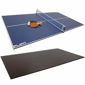 Image Is Loading Viavito Flipit 6ft Reversible Ping Pong Table Tennis