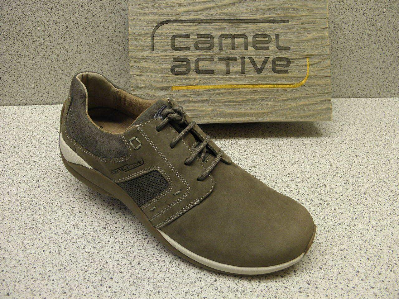 camel active ® reduziert   bisher 119,95   reduziert Moonlight grau braun Sneaker (C62) 7a5749