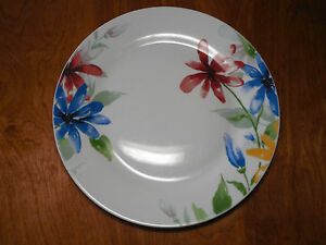 Image is loading Corsica-Home-Porcelain-BELLA-Set-of-4-Dinner- : corsica home dinnerware - pezcame.com