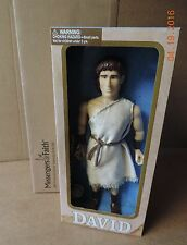 Messengers of Faith Talking David Doll New In Box.  Confirmed as working