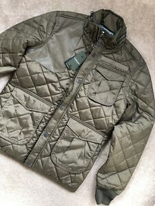 G-STAR-RAW-MAGMA-034-AMUNDSEN-QUILTED-034-PADDED-JACKET-COAT-MEDIUM-NEW-amp-TAGS