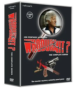 Whodunnit-The-Complete-Series-Jon-Pertwee-Edward-Woodward-New-Region-2-DVD