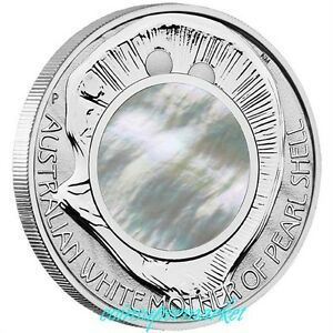 Reasonable 2015 Australia White Mother Of Pearl Shell 1 Oz Silver Proof Coin Ngc Pf 70 Commemorative