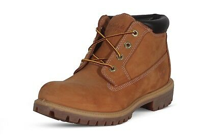NIB NEW Men/'s Timberland Classic Waterproof Wheat Chukka Boots Shoes 22039