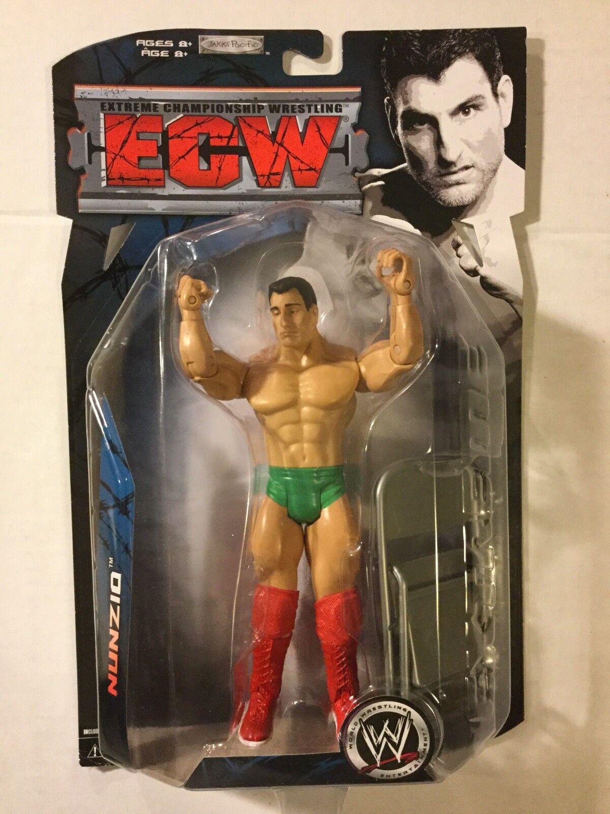 NUNZIO 2007 WWE Ruthless Aggression ECW Series 3 Jakks FREE SHIPPING