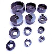 Greenlee 7306sb Hydraulic Knockout Knock Out Replacement Punch Set 12 2