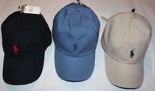 47d18d643faa item 1 New Polo Ralph Lauren Men s Polo Chino Baseball Cap Hat Adjustable  You Choose! -New Polo Ralph Lauren Men s Polo Chino Baseball Cap Hat  Adjustable ...