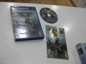 Socom U.S.Marine Seals PS2 Spanisch