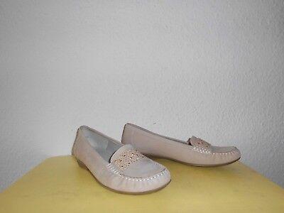 Slipper Schuhe Ballerinas VA MILANO Gr.41 G Wildleder TOP