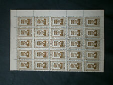 LOT DE 25 TIMBRES INDOCHINE  STAMP COLONIE FRANCAISE 3 CM PETAIN