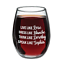 Golden-Girls-Funny-Wine-Glass-15oz-Inspired-By-Golden-Girls-Best-Friends-Quote thumbnail 1