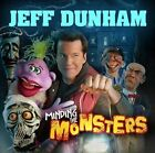 Minding the Monsters [PA] * by Jeff Dunham (CD, Oct-2012, Entertainment One)