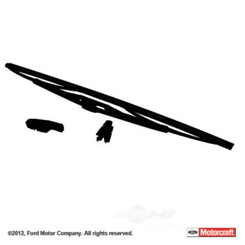 Windshield Wiper Blade-Wagon MOTORCRAFT WW-1501-P