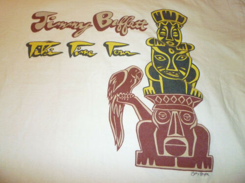 Jimmy Buffett 2003 Tour Shirt ( Used Size XL ) Very Good Condition!!!