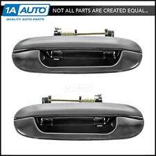 Chevy Trailblazer 02-09 Gmc Envoy Textured Blk Outer Rear Door Handle 15811368 R